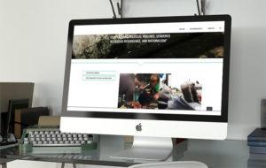 WEB design for Scraps of Hope by Heartwaves Design