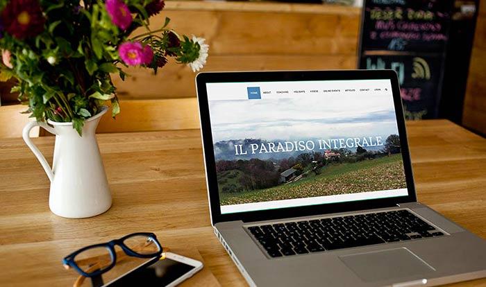Paradiso Integrale on Italiassa olevan keskuksen web-sivu