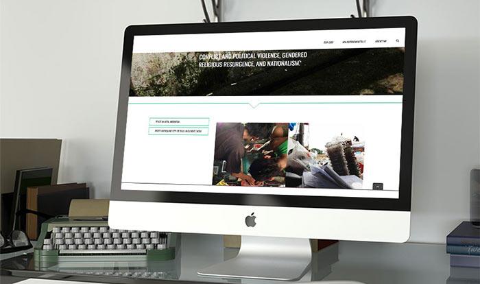 Scraps of Hope web-sivu esittelee tutkimusta