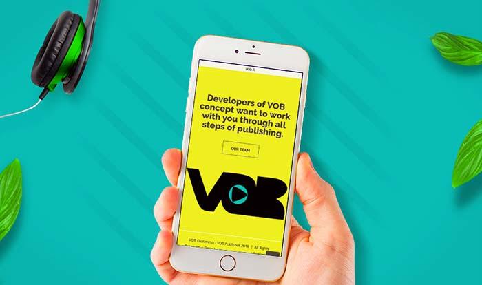 VOB web-sivu esittelee kehittelyvaiheessa olevaa e-kirjaa
